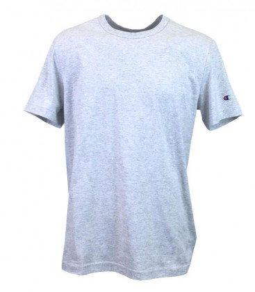 Champion Usa - Classic Crewneck T-Shirt Grey 3ac9a39b8a4f